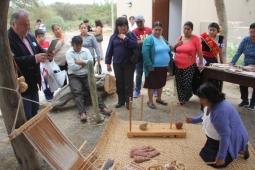 Actividades por el 25° aniversario del Museo de Túcume