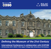 International Symposium - Defining the Museum of the 21st Century