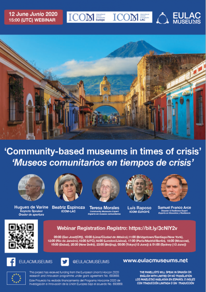 Results Webinar 1: 'Community-based museums in times of crisis'