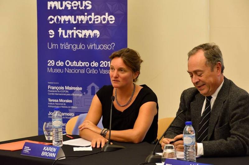 Museus, Comunidade e Turismo, um triângulo virtuoso?