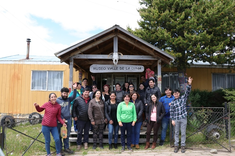 "The 2nd ""Museos sin Tranqueras"" (Museums without Gates) Meeting in Chilean Aysén Region"