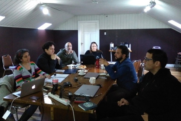 2nd year kick-off meeting in Chile