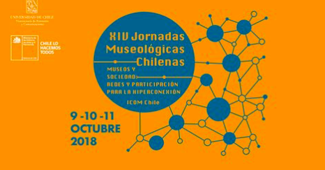Karin Weil presents EU-LAC-MUSEUMS Chile Case Study at the XIV Jornadas Museológicas Chilenas