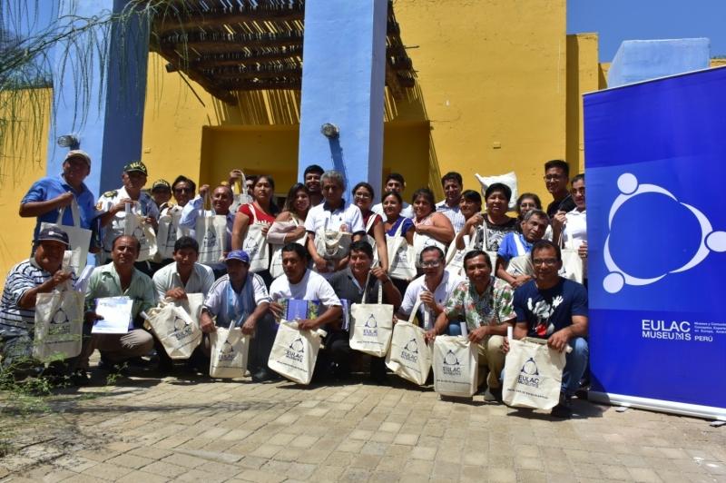 Iniciativas de Defensa del Patrimonio Cultural Local para el Desarrollo Comunitario-Ley de SINAGERD y MAPAS COMUNITARIOS DE RIESGO