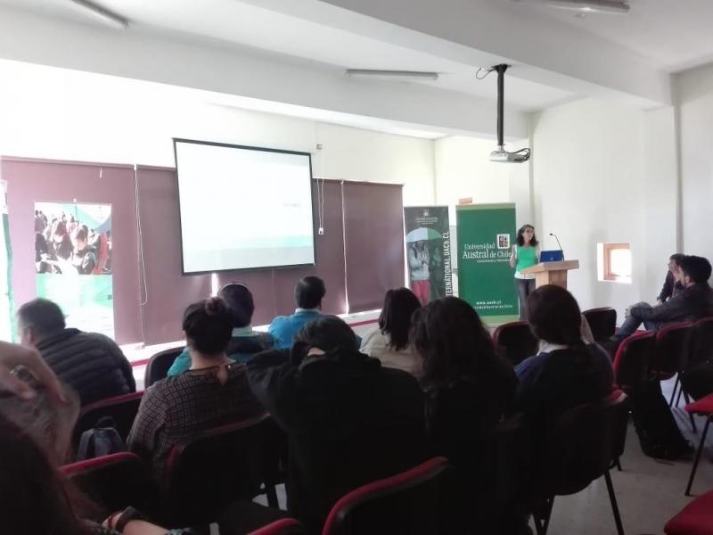 Jornada de Internacionalización de las Universidades de Aysén