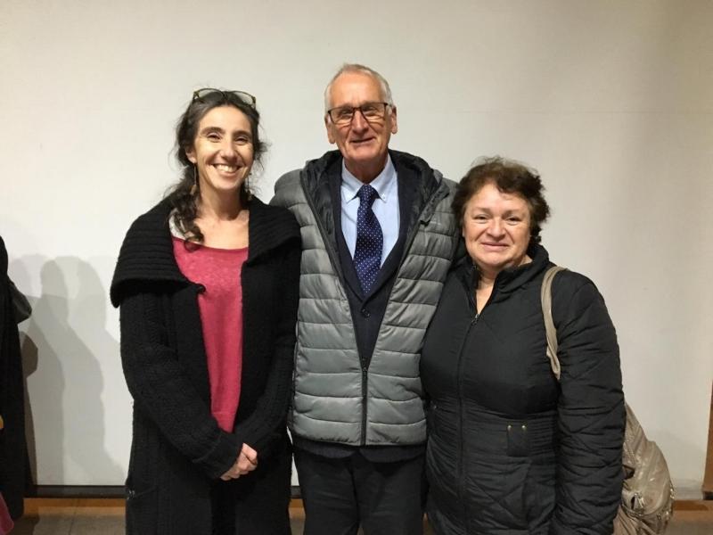 """Equipo EU-LAC-MUSEUMS participa del Encuentro Internacional """"Diálogos sobre el Patrimonio"""" organizado por el Ministerio de las Culturas, las Artes y el Patrimonio de Chile"""