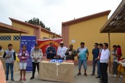 EXPOSICIÓN PARTICIPATIVA DE MANIFESTACIONES CULTURALES PARA EL FORTALECIMIENTO DE LA IDENTIDAD LOCAL - Huacas de Moche
