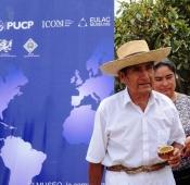 ENCUENTRO EULAC MUSEUMS-PERÚ. GESTIÓN CULTURAL DEL AGUA. Trujillo-Moche. La Libertad ENCOUNTER EULAC MUSEUMS-PERU. CULTURAL MANAGEMENT OF WATER. Trujillo-Moche. La Libertad