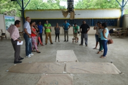 "Second Facilitator's Workshop: ""Our Vision of Change."" Rey Curré, Costa Rica"