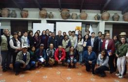 """Participación del equipo peruano EULAC """"Museos y Comunidades"""" en el Encuentro Regional de Instituciones Museales 2019"""