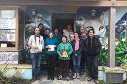 En terreno: el equipo de USTAN visita museos de la Red de Museos de la Región de Los Ríos