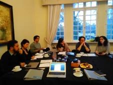 Selección de casos de estudio en Chile