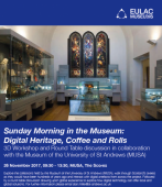 Sunday Morning in the Museum: Digital Heritage, Coffee and Rolls